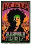 Hendrix at the Fillmore East.