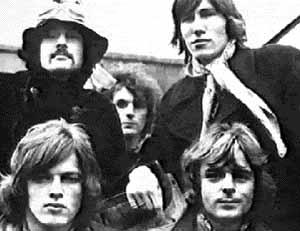 Image of Pink Floyd.